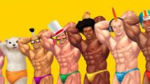 Test : Muscle March (Wii)