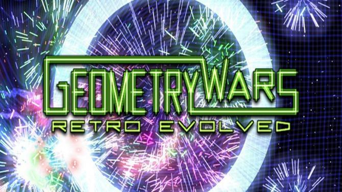 Geometry Wars : Retro Evolved devient compatible avec la Xbox One