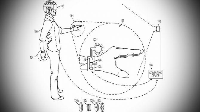 PlayStation VR : Trois dépôts de brevets pour des gants de réalité virtuelle
