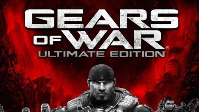 Gears Of War Ultimate Edition est disponible sur PC