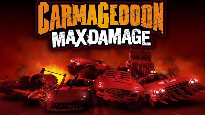 carmageddon max damage la date de sortie sur ps4 et xbox one r v l e en vid o. Black Bedroom Furniture Sets. Home Design Ideas