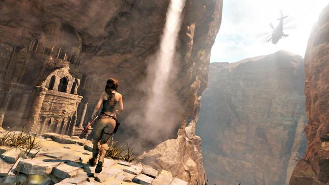 Rise of the Tomb Raider : Avalanche ne travaille pas sur la version PS4