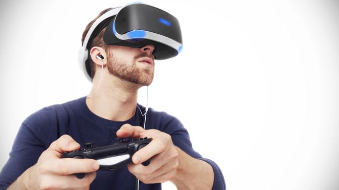 Le PlayStation VR permet de jouer sur écran géant à tous les jeux PS4