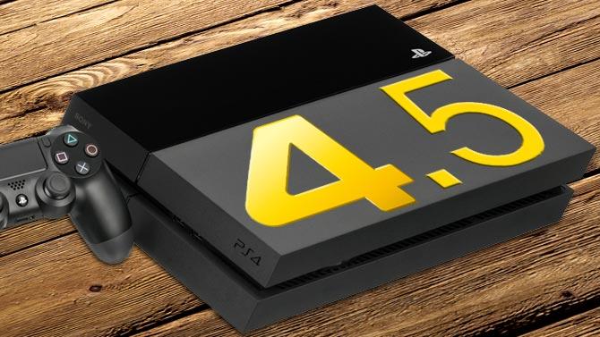 PS4.5, elle existe vraiment ! Nos infos