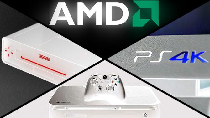 PS4.5, NX, Xbox One 1.5 : 3 nouvelles consoles d'ici 2017, les indices d'AMD
