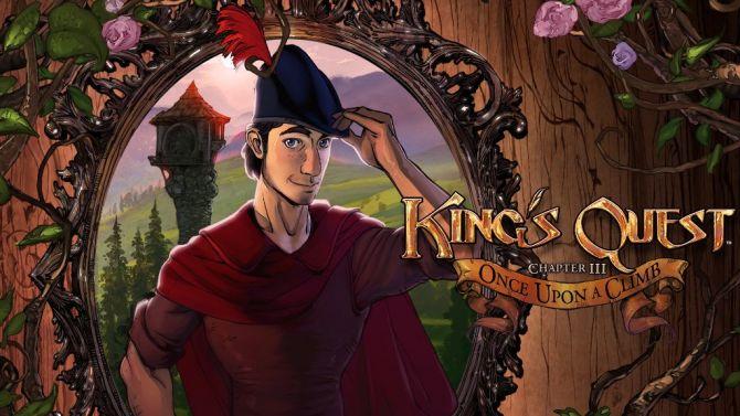 King's Quest Chapitre 3 Rencontres au sommet en vidéo de lancement