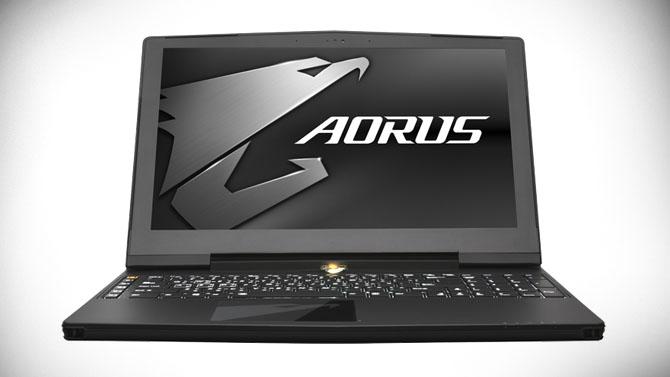 Aorus présente son PC portable gaming X5S v5