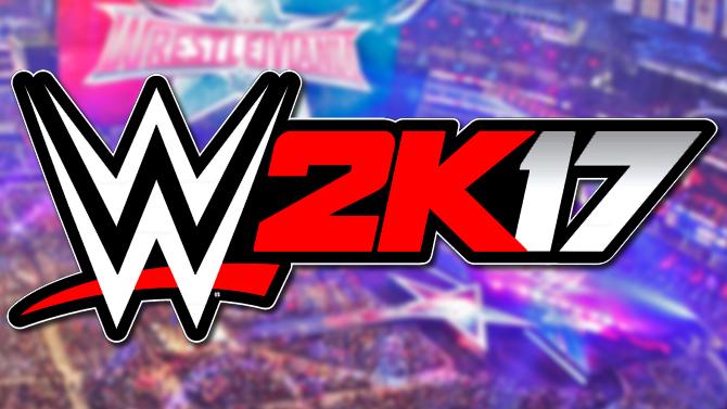 WWE 2K17 officialisé, sa date de sortie évoquée