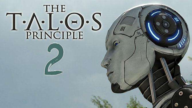 The Talos Principle : Une suite en développement