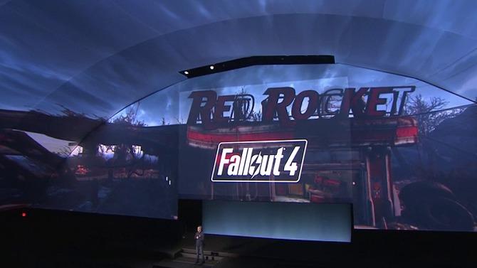 E3 : Fallout 4 et DOOM bientôt compatibles avec la Réalité Virtuelle