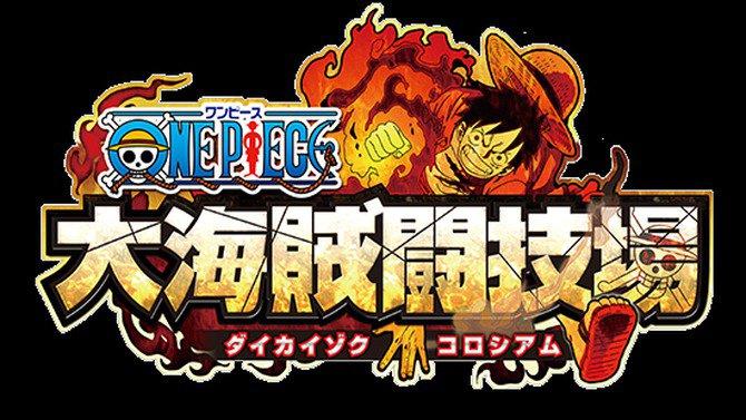 One Piece Great Pirate Colosseum : Date de sortie et informations