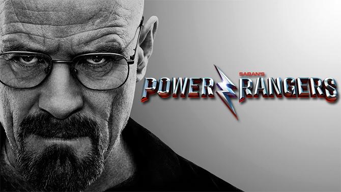 Power Rangers : Bryan Cranston (Breaking Bad) rejoint le casting dans un rôle clé