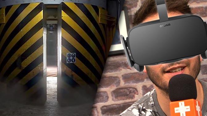 """The Assembly : On a testé un """"vrai"""" jeu en réalité virtuelle"""