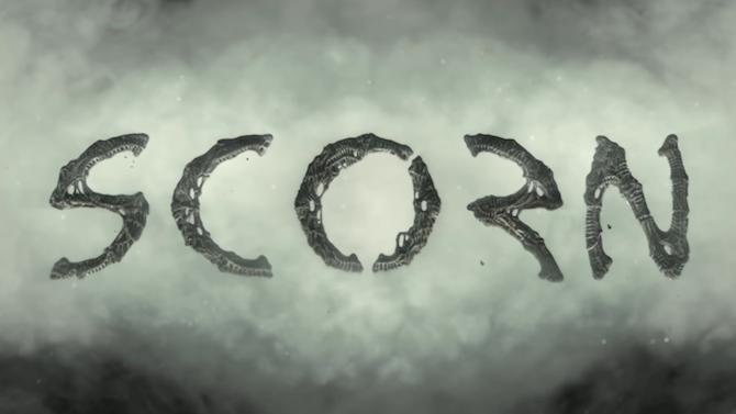 Scorn : Une aventure horrifique en vidéo