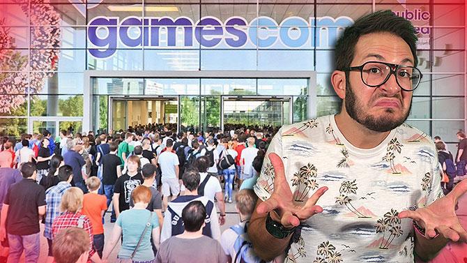 J'ai quelque chose à vous dire : la Gamescom est en train de mourir médiatiquement