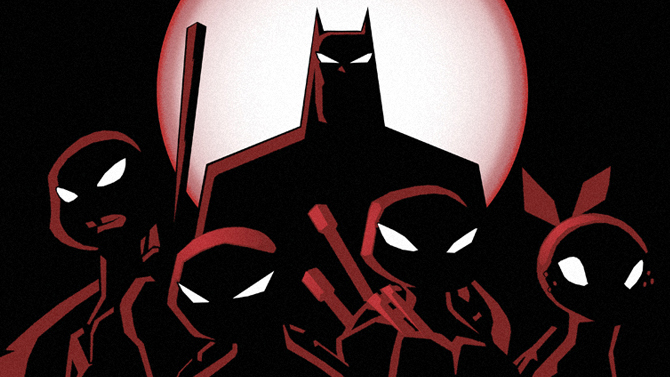 Batman-Tortues Ninja : Un deuxième crossover annoncé, les infos