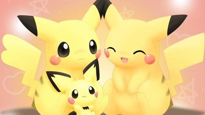 Pokémon GO : De plus en plus de bébés portent des prénoms de Pokémon