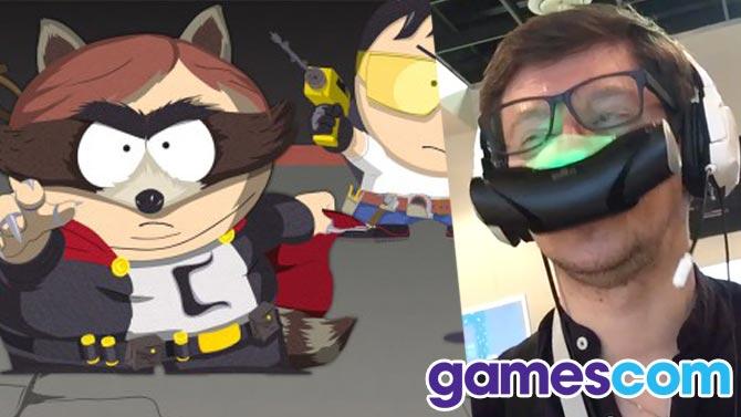 Nosulus Rift : La vidéo intégrale de nos sensations sur South Park