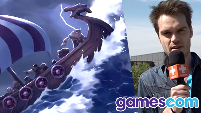 Gamescom : Northgard, nos impressions stratégiques