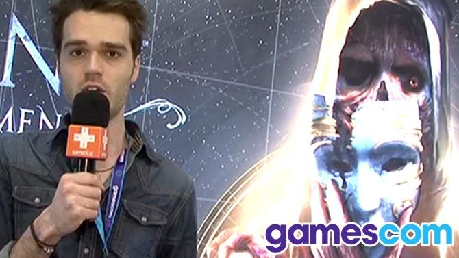 Gamescom : Torment Tides of Numenera, nos impressions diplomatiques