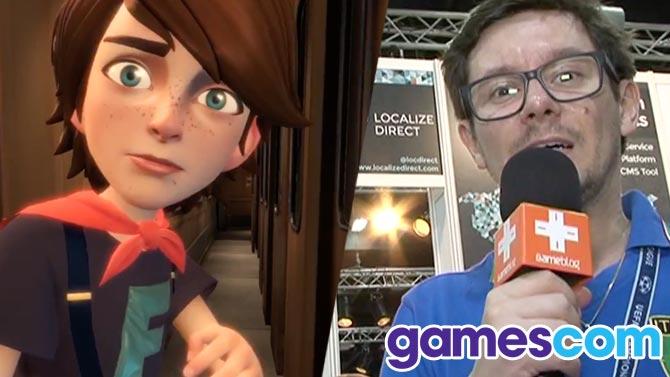 Gamescom : Blackwood Crossing, nos impressions surréalistes