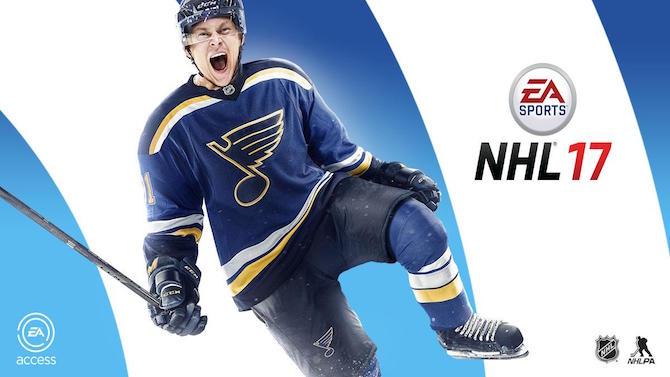 NHL 17 disponible sur l'EA Access