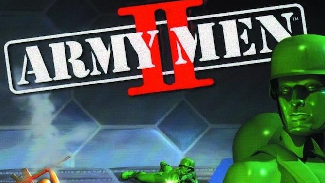 Army Men 2 listé sur PS4, Xbox One et PC