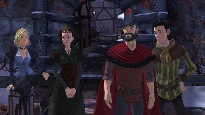 King's Quest : Le quatrième épisode pour la semaine prochaine