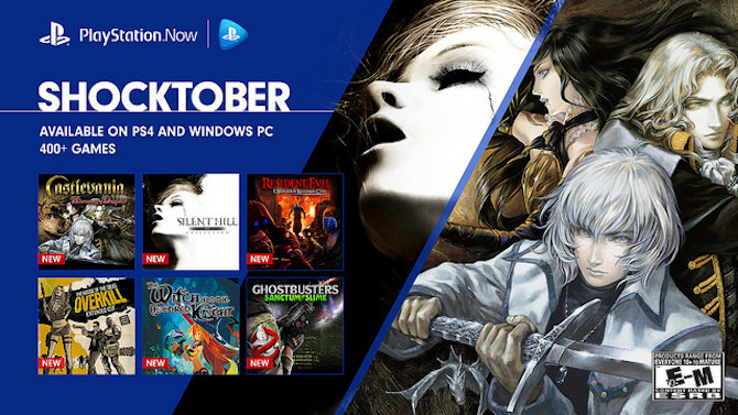playstation now 13 nouveaux jeux d 39 horreur disponibles. Black Bedroom Furniture Sets. Home Design Ideas