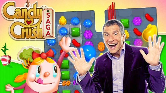 Candy Crush bientôt transformé en jeu télévisé