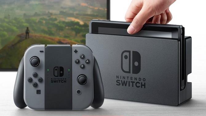 Nintendo Switch : Les précommandes sont déjà lancées