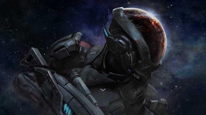 Mass Effect Andromeda : 3 nouvelles images venue d'une autre galaxie dévoilées