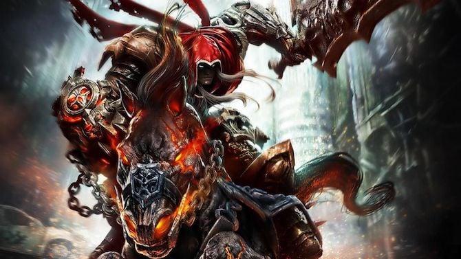 Darksiders Warmastered Edition : Le poids de la version PS4 dévoilé