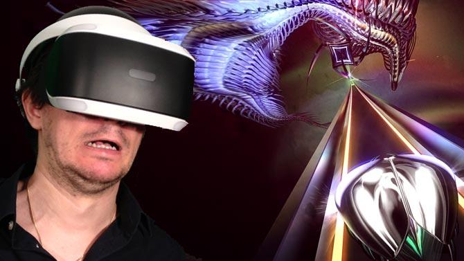 Thumper : Notre TEST Vidéo PS VR du Rhythm Game de l'Enfer