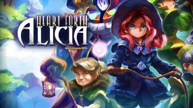 Heart Forth Alicia montre davantage de combat et d'exploration en vidéo