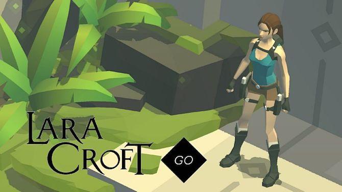 Lara Croft GO bientôt disponible sur PS4 et PS Vita ?