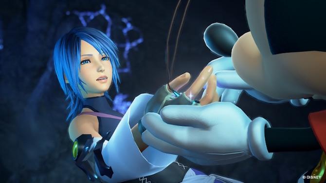 Kingdom Hearts 2.8 : Des nouveaux screenshots dévoilés
