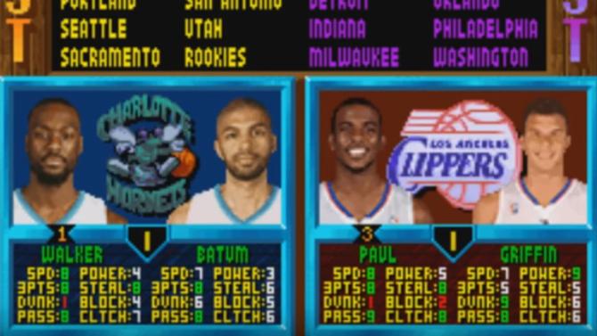 NBA Jam 2K17 : Une version mise à jour du jeu de basket est disponible