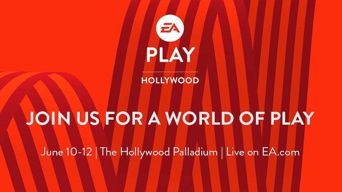 E3 2017 : L'EA Play déjà daté !