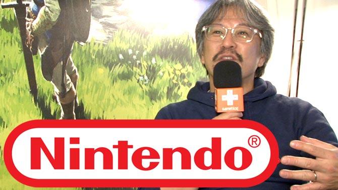 """Eiji Aonuma : """"l'industrie du jeu vidéo a changé"""""""