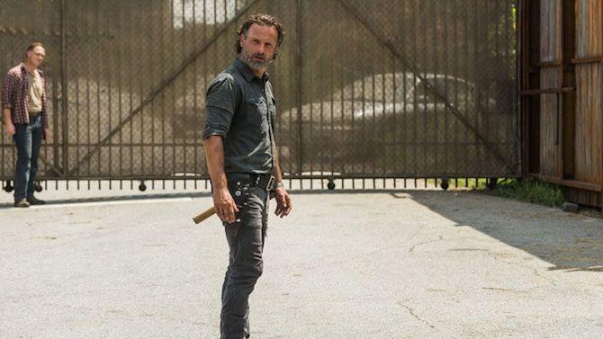 The Walking Dead Saison 7 : Un nom et des images pour l'épisode 9