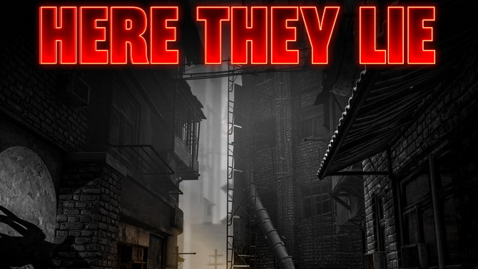 Here They Lie : Une version sans PlayStation VR pour aujourd'hui