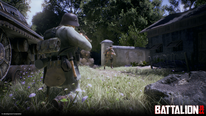 Battalion 1944 reçoit le coup de pouce de Square Enix Collective