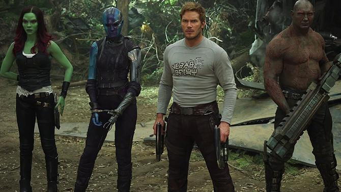 Gardiens de la Galaxie 3 confirmé par James Gunn et Kevin Feige