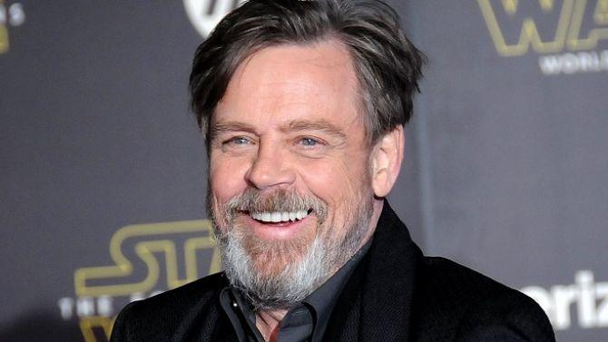 Star Wars : Mark Hamill dévoile la première photo de Luke Skywalker