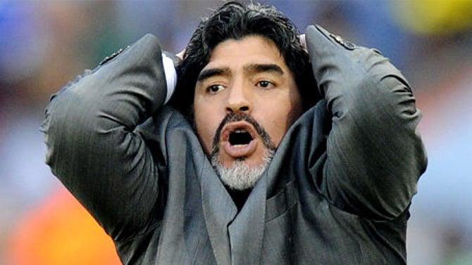 Maradona va faire un procès à Konami à cause de PES 2017