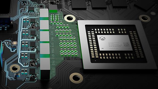 Xbox Scorpio : Pas de Mode Boost, Microsoft explique pourquoi