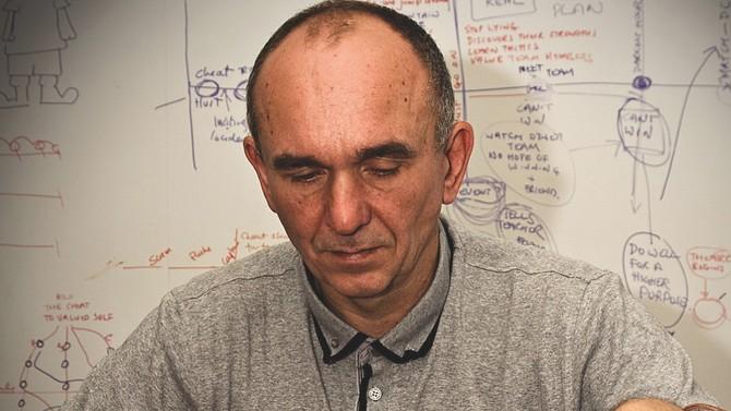 """Kinect : Un """"désastre"""" d'après Peter Molyneux"""