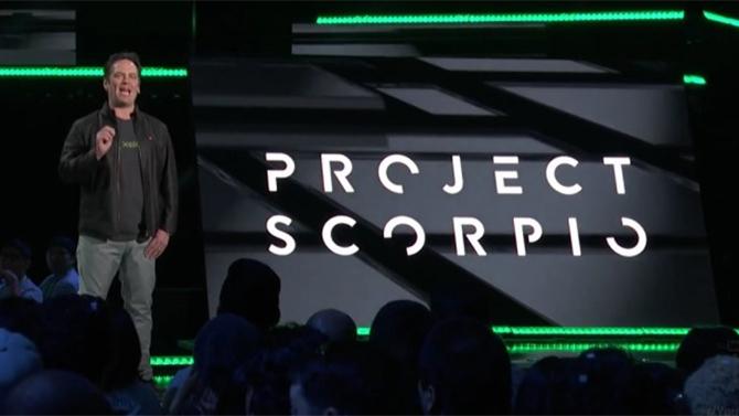 Xbox Scorpio : Un prix moins élevé qu'un PC à la configuration équivalente selon Phil Spencer