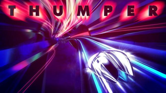 Thumper : Le jeu de violence rythmique se date sur Nintendo Switch